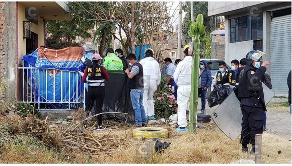 Hallan cadáver de menor que desapareció hace 15 días, enterrado en vivienda de Huancayo (VIDEO)