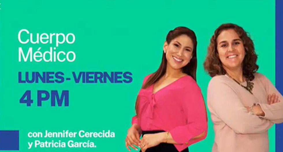 """TV Perú estrena """"Cuerpo Médico"""", programa conducido por Patricia García y Jennifer Cerecida (VIDEO)"""