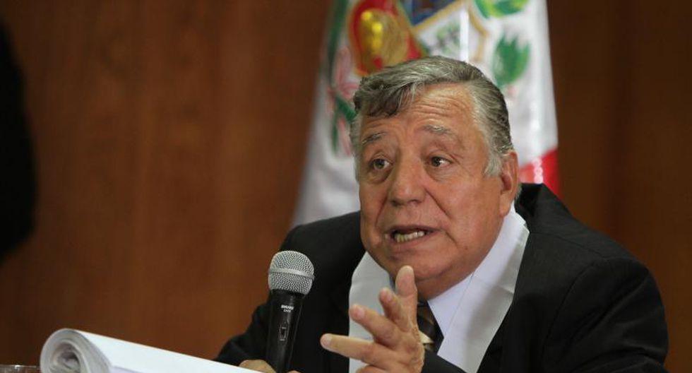 Aprueban denunciar penalmente a juez Malzon Urbina por caso La Parada