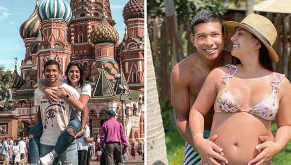 Edison Flores y Ana Siucho cumplieron el pasado martes un año de casados. Además, anunciaron que pronto se convertirán en papás. (Foto: Instagram/ @ana_siucho53).