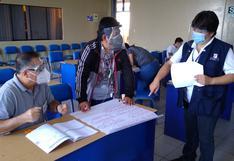 ODPE Tacna recomienda verificar local de votación para elecciones