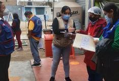 Supervisan los 23 mercados de El Porvenir para prevenir contagios de Covid-19