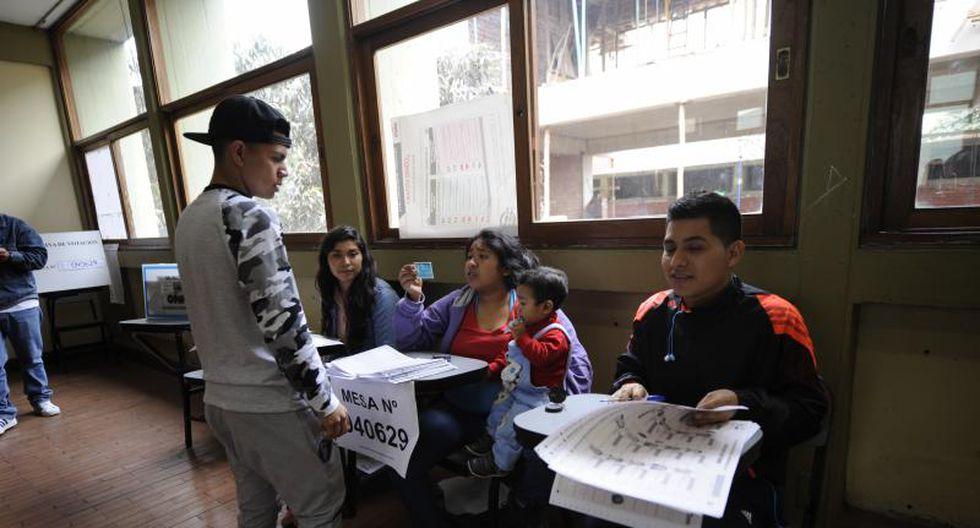 Elecciones 2014: Conoce los resultados a boca de Urna en Lima y Callao