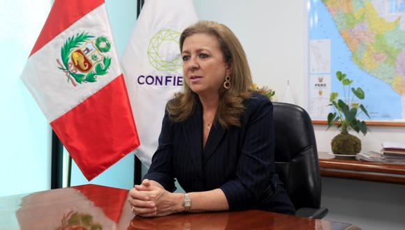 """Confiep invoca al Ejecutivo y Legislativo a """"poner por delante el bienestar de los peruanos"""" en crisis política. (Foto: GEC)"""
