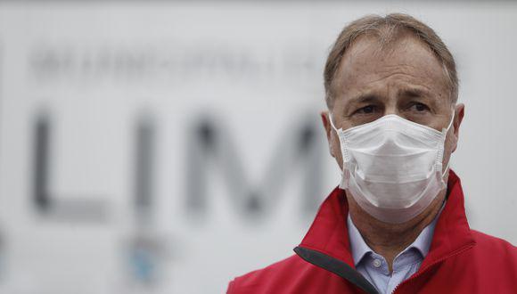 El burgomaestre de Lima, Jorge Muñoz, volvió a criticar a aquellas autoridades que dimiten a un cargo de elección popular antes de que su periodo concluya.