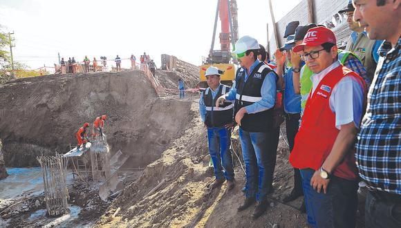 Construcción de la vía de evitamiento se iniciará en el 2020