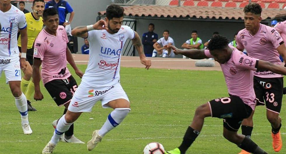 Mannucci cae 3 a 2 ante Sport Boys