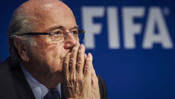 Joseph Blatter apelará la suspensión de la FIFA