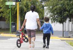 Paseo con niños: ¿Qué debo tener en cuenta si decido sacar a mi hijo a la calle?