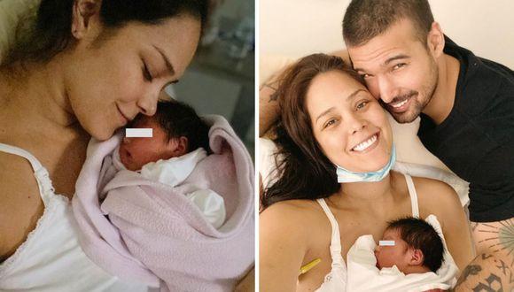 Karen Schwarz contó que a su segunda bebé Cayetana le detectaron una afección al corazón y por fortuna viene recuperándose de esta enfermedad.