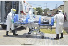 Minsa reporta 195 fallecidos por coronavirus en el Perú en las últimas 24 horas
