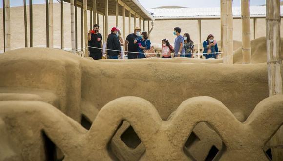 La pandemia dejó a 30,000 liberteños sin empleo en ese sector. Además, este año visitas a sitios turísticos y museos disminuyeron en un 80% en relación al 2019. Ministro de Turismo llegó a Trujillo para anunciar inversiones por S/ 25 millones y convocar a mesa de trabajo.