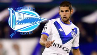 Luis Abram a horas de resolver su futuro con Vélez Sarsfield