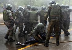 Chile: una mujer murió tras ser herida en medio de una marcha indígena