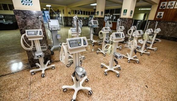 Arequipa: Hospital de la Policía recibirá cuatro ventiladores mecánicos (Foto difusión)