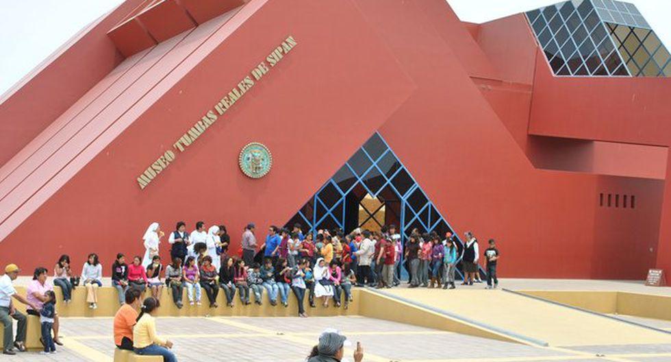 Lambayeque: seis museos de la región no abrirán sus puertas desde el 1 de julio (Foto referencial).