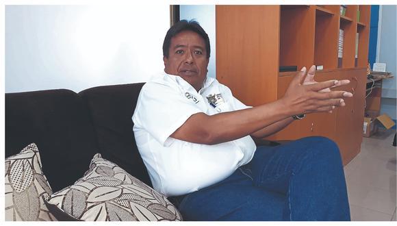 El último viernes, el burgomaestre de Tumbes, Jimy Silva Mena, envió un documento al nosocomio en donde impone un plazo de 10 días para que desocupen el local edil.