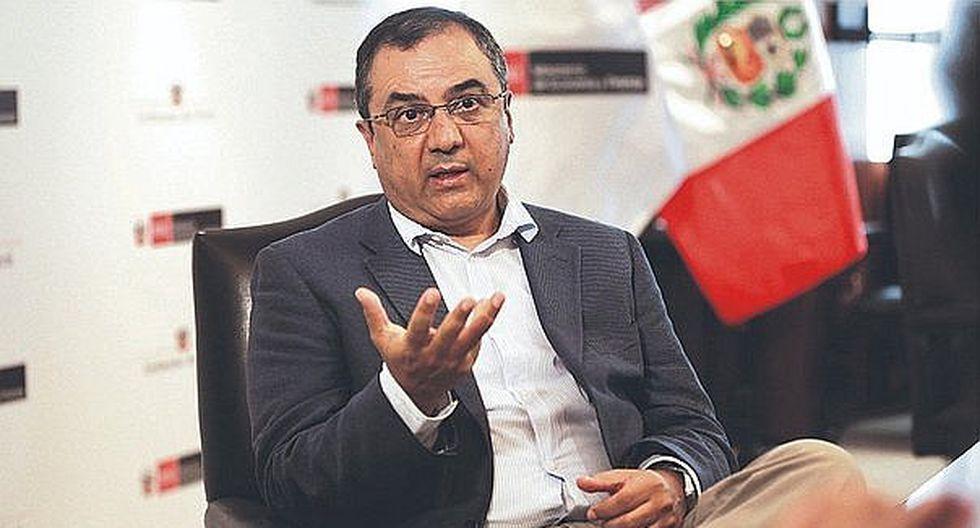 MEF: Economía peruana crecería entre 3.4% y 3.5% en el mes de agosto