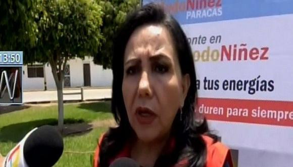 Gloria Montenegro aseguró que integrantes del Congreso disuelto no pueden postular al 2020