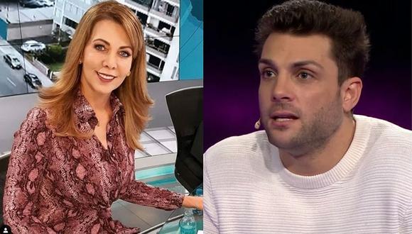 """Maritere Braschi sobre Nicola Porcella: """"Las explicaciones de este chico no las encuentro razonables"""" (VIDEO)"""
