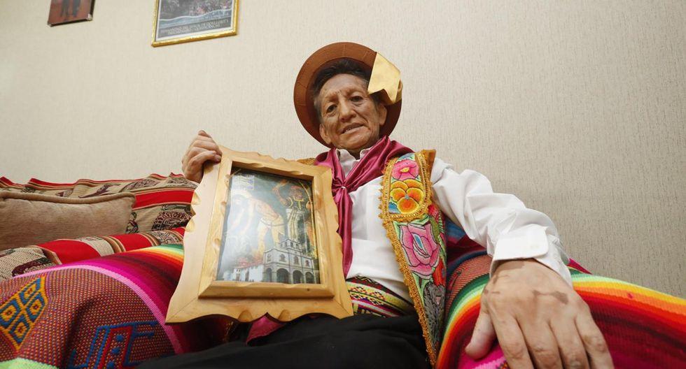 """Eusebio Chato Grados fue descubierto en 1969 por ese """"Augusto Ferrando de la música andina"""", el patriarca de la música andina, el promotor Luis Pizarro Cerrón. FOTOS (Archivo GEC)"""