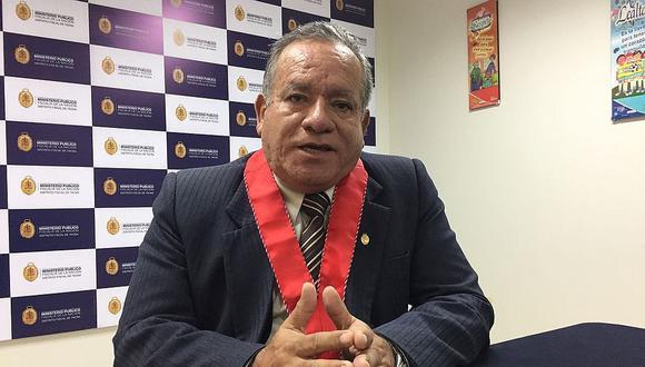 """Fiscales de """"Los limpios"""" no tienen a su jefe en Tacna"""