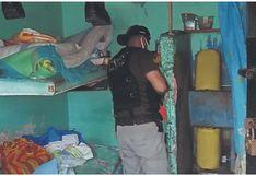 Tumbes: Hallan celulares durante requisa en el penal de Puerto Pizarro