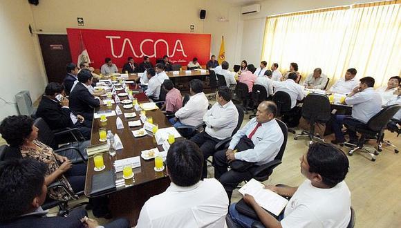 Transfieren S/ 87 millones de adelanto de canon minero a Tacna
