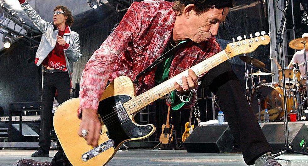 Rolling Stones, McCartney, Bob Dylan y The Who, juntos en un festival de EEUU