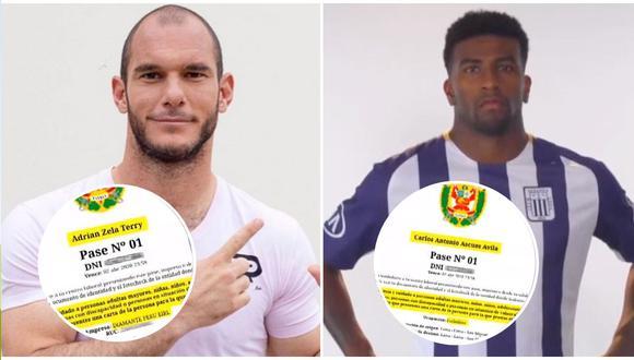 Futbolistas también aparecen en lista de peruanos que sacaron pase especial laboral en plena cuarentena.