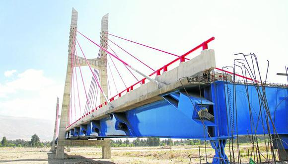 Gobierno regional  realizará peritaje a puente Comuneros