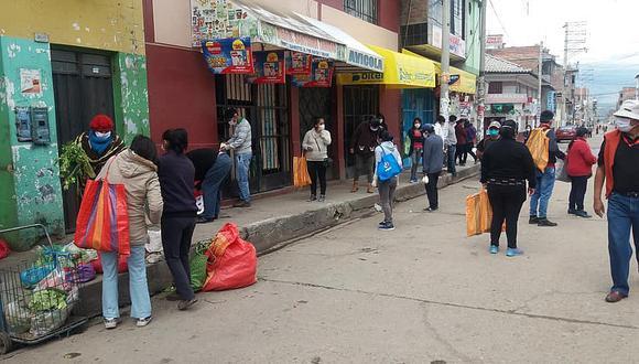 Ferias dominicales siguen restringidas en Puno