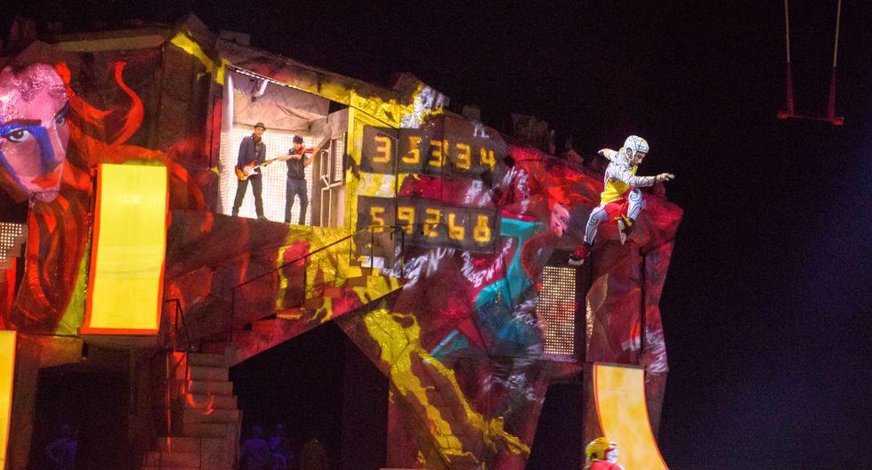 Cirque du Soleil no genera ingresos desde el cierre forzado de todos sus showa debido a la pandemia del COVID-19. (Foto: AFP)