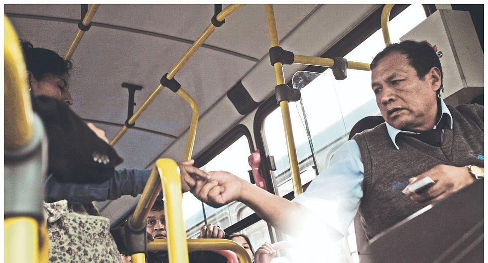 Pasaje en buses del corredor de Línea Amarilla costará S/2.50