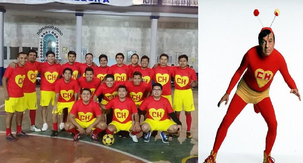 'Chapulines del Ocho': Singular nombre de equipo de fútbol viene viralizándose