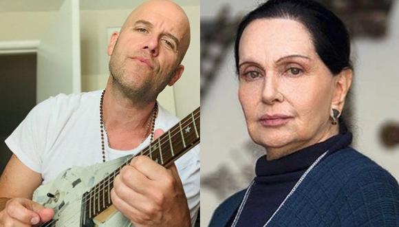 """""""Doña Alicia, ojalá que las nuevas generaciones de músicos tengan la oportunidad de aprender de su legado"""", escribió Gian Marco en sus redes sociales. (Foto: Instagram)"""