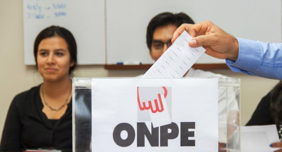 ONPE pide apoyo a instituciones privadas y públicas para triplicar locales de votación