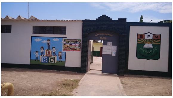 """El 15 de marzo se inicia el año escolar y los estudiantes de la """"Escuelita de Sumanique"""" ya tienen problemas para recibir las clases virtuales. (Foto: Cortesía)"""