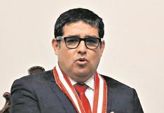Oficializan salida de Rodríguez Monteza de Fiscalía Suprema de Familia para que asuma como miembro del JNE