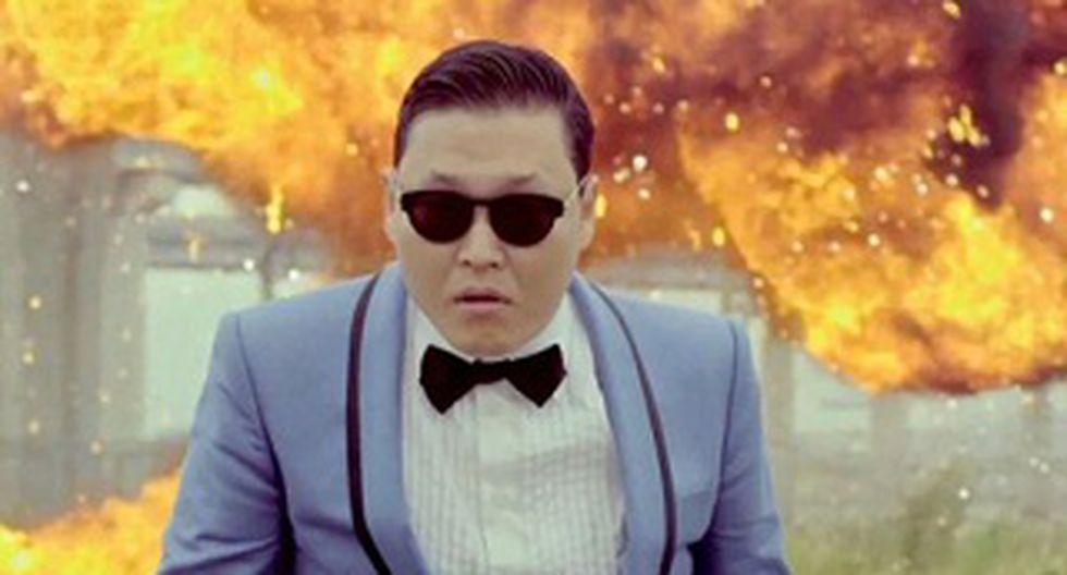 Imagen de Psy aparecerá en sellos postales