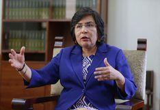 """Marianella Ledesma: """"¿Vamos a esperar que se concrete una reforma con abiertas reglas de inconstitucionalidad?"""""""