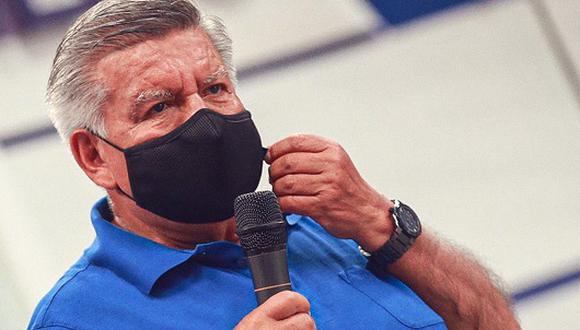 Líder de APP y candidato a la presidencia de la República estuvo en Trujillo y se pronunció tras la sentencia de Carlos Vásquez, exalcalde de Víctor Larco, por presuntos actos de corrupción
