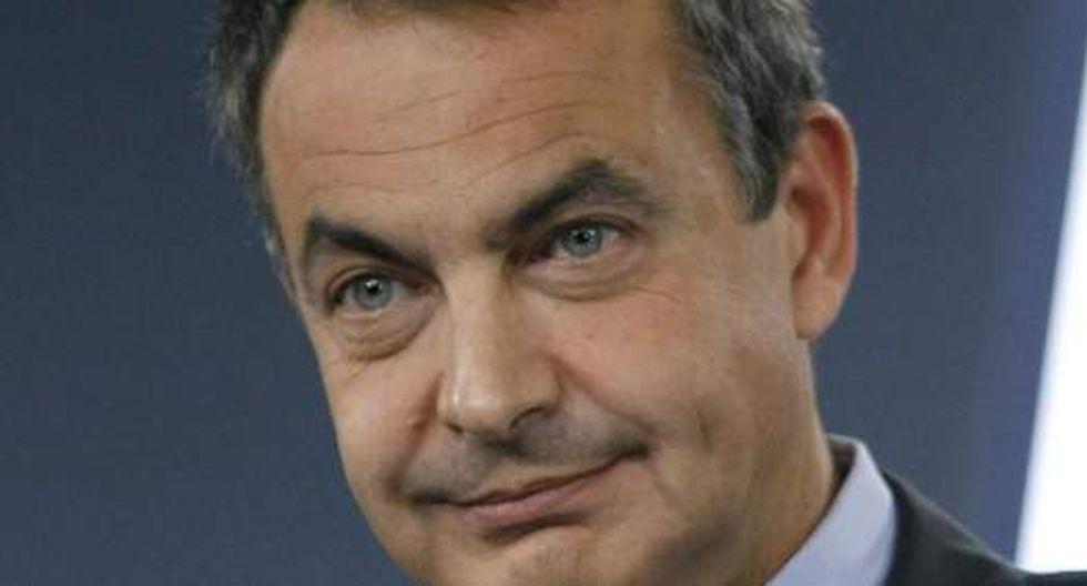 """Zapatero afirma que el matrimonio homosexual es una """"Marca España"""""""