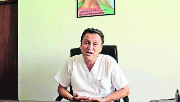 Crisis en hospital Valdizán por falta de anestesiólogos