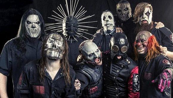 Slipknot vuelve a Lima para el Vivo X el Rock 2019