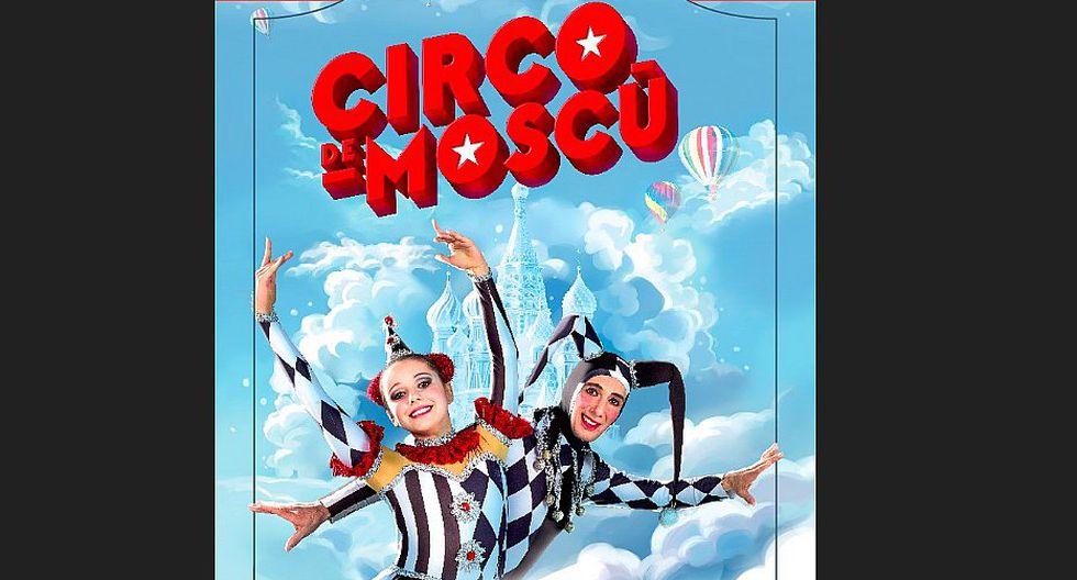 Circo de Moscú llega a Perú