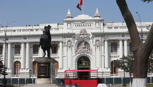 Plaza Bolívar. (Foto: Rolly Reyna / El Comercio)
