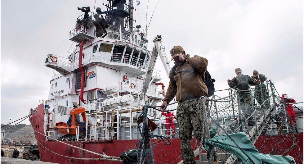 Argentina ya no busca sobrevivientes del submarino desparecido con 44 tripulantes