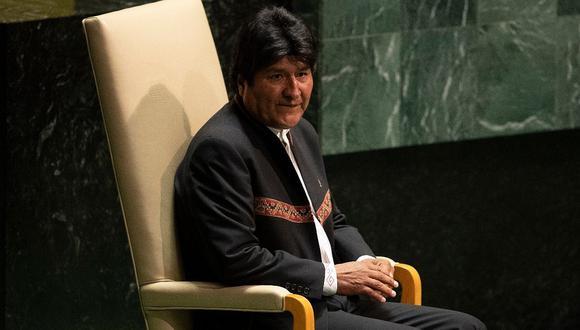 Policía pretende detener a Evo Morales, según ministra de Salud de Bolivia