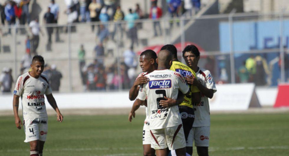 Vallejo cayó 1-0 ante León en Huánuco